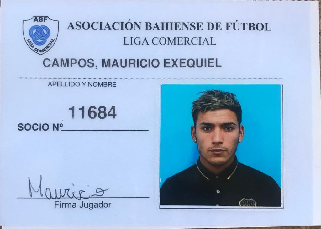 Mauricio Exequiel Campos