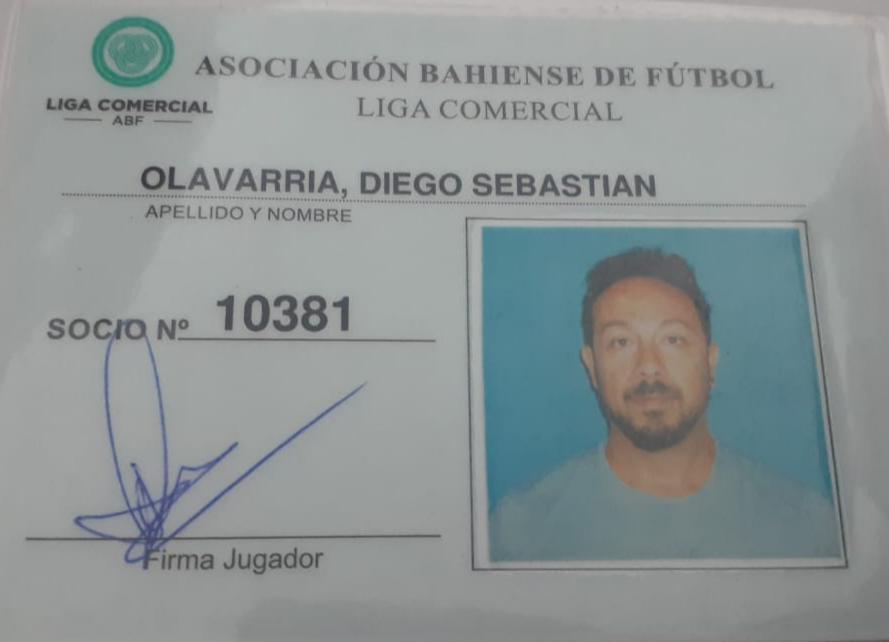 Diego Sebastian Olavarria