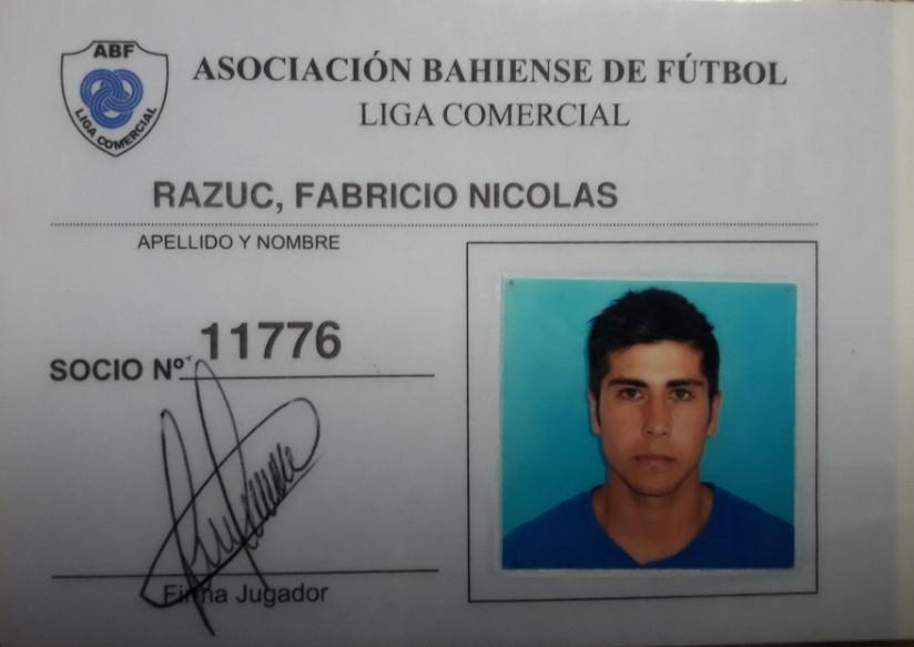 Fabricio Nicolas Razuc