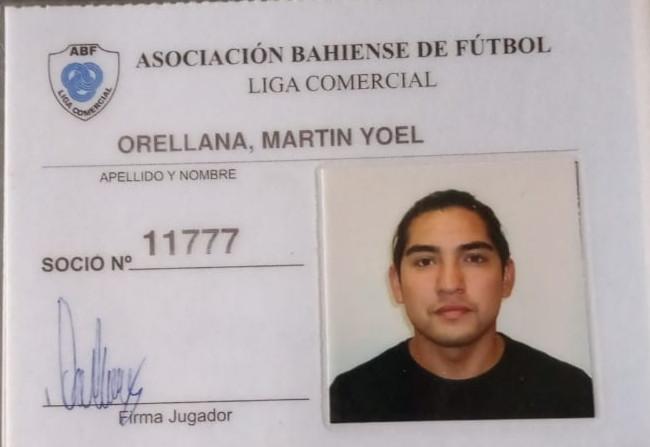 Martin Yoel Orellana