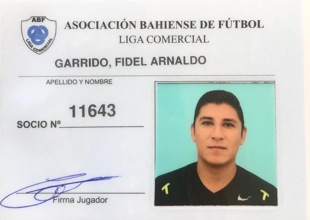 Fidel Arnaldo Garrido